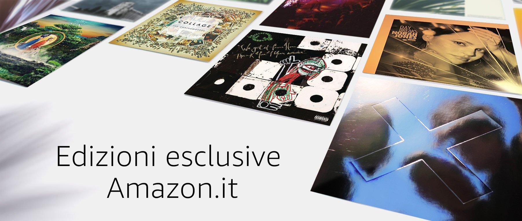 Edizioni esclusive per Amazon.it