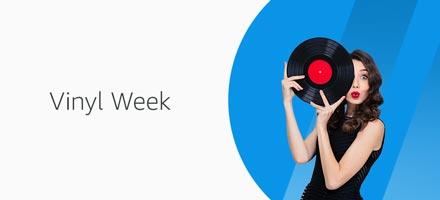 Vinyl Week: una settimana di edizioni speciali e offerte