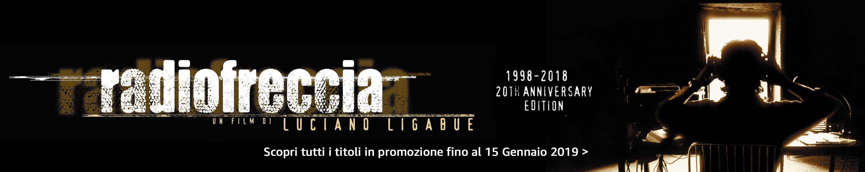 Radiofreccia XX Anniversary: Promozione Luciano Ligabue
