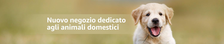 Nuovo negozio dedicato agli animali domestici