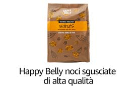 Happy Belly- Noci sgusciate di alta qualità