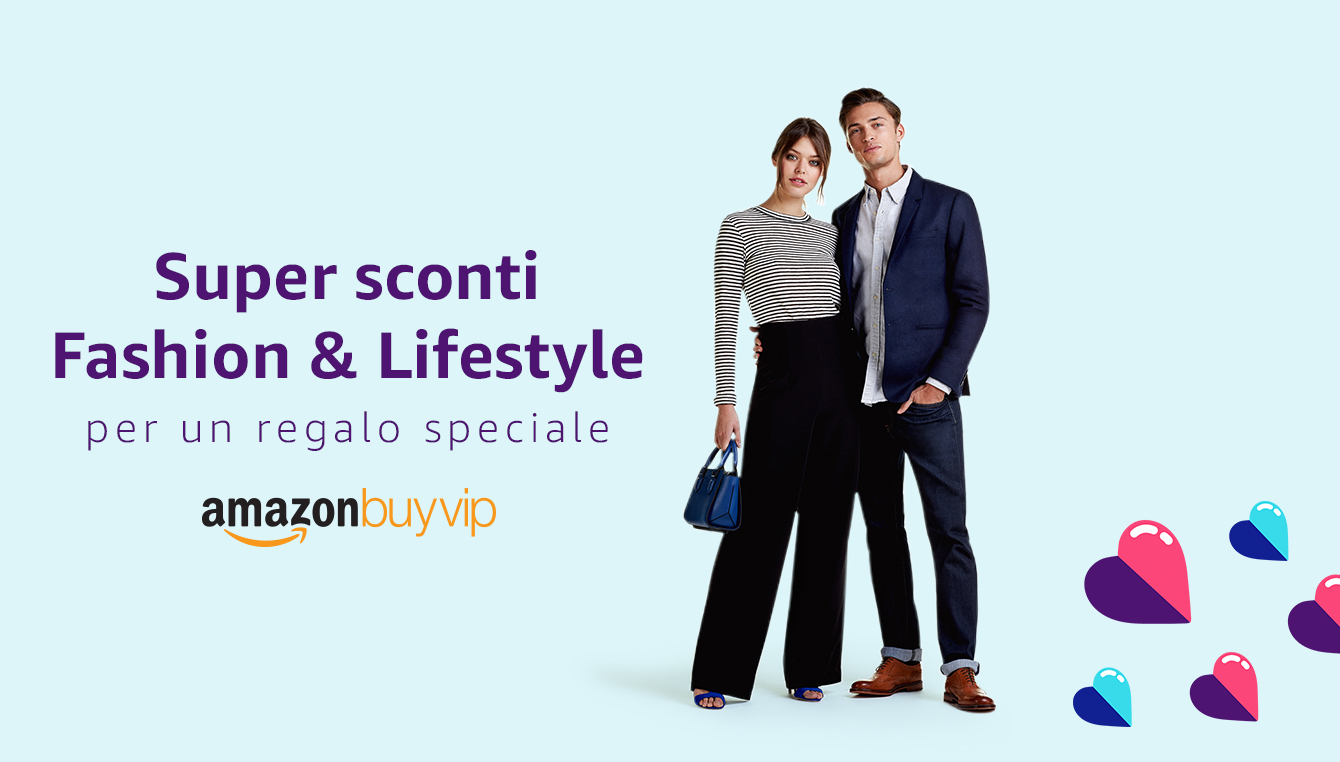 San Valentino su Amazon BuyVIP