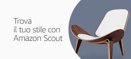 Amazon Scout - Trova il tuo stile