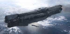 Halo 4 - Starship