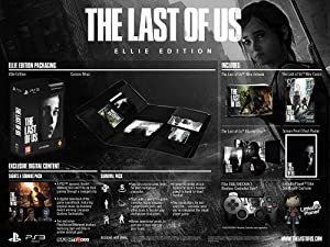 The Last Of Us - Ellie Edition - Special Limited Edition