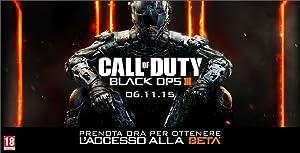 Call Of Duty: Black Ops III - Multiplayer Beta