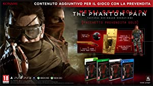 Metal Gear Solid V: The Phantom Pain - Pacchetto Gold