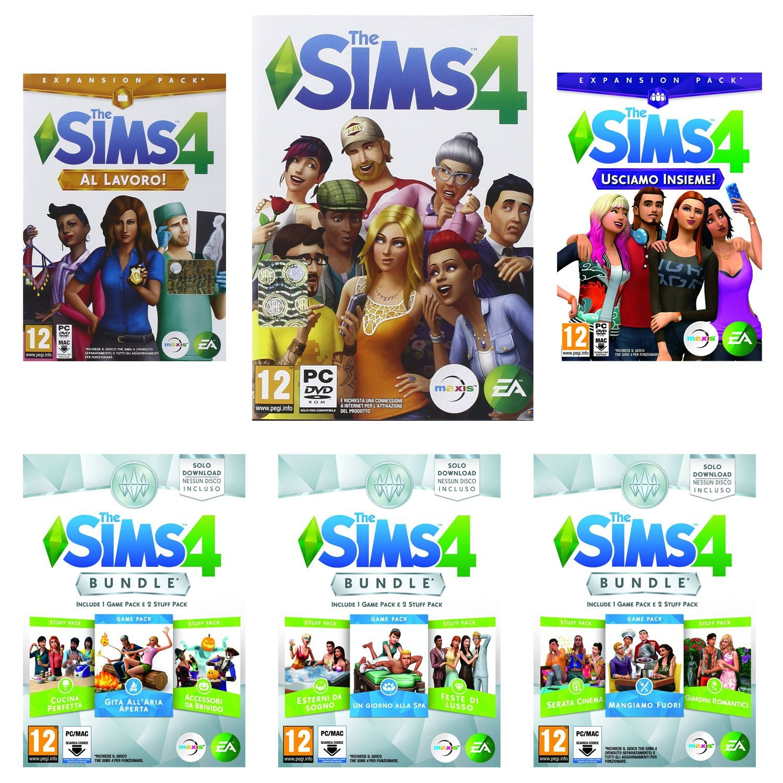 The sims giochi