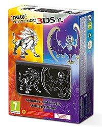 Nintendo 3ds pokemon lunaleo e solegala