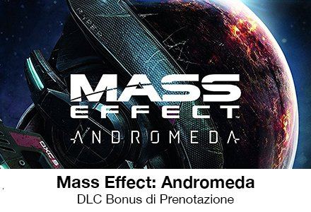 DLC Mass Effect: Andromeda