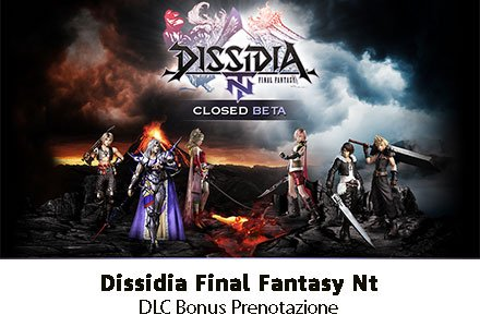Dissidia Final Fantasy BETA
