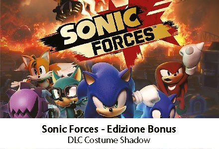 DLC Sonic Forces