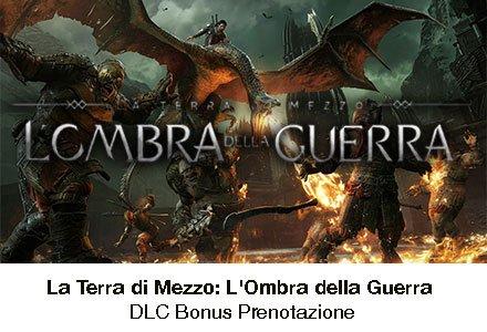 L'Ombra della Guerra DLC