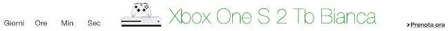 Xbox One S 2 Tb Bianca