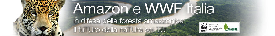 Amazon Italia supporta WWF