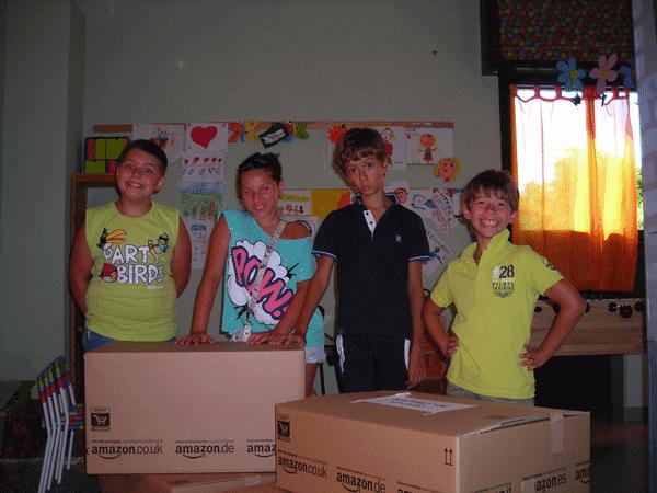 Amazon nella comunità
