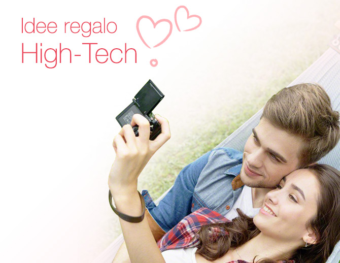 Idee regalo High-Tech