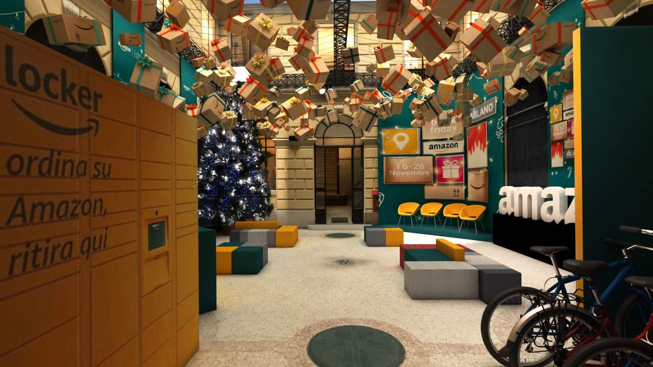 Amazon loft for Xmas