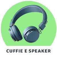 Cuffie e speaker