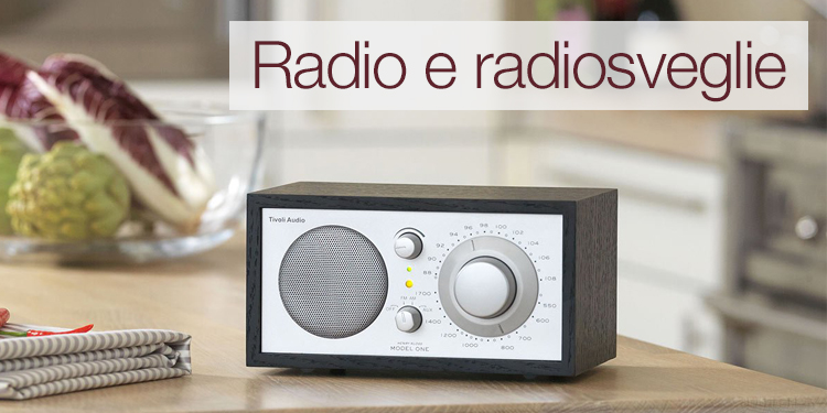 Radio e radiosveglie