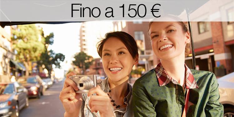 Fino a 150€