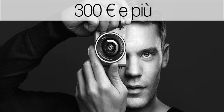 300€ e più