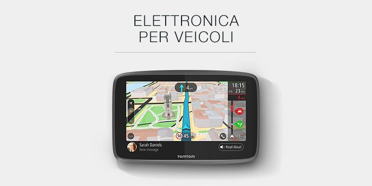 Elettronica per veicoli