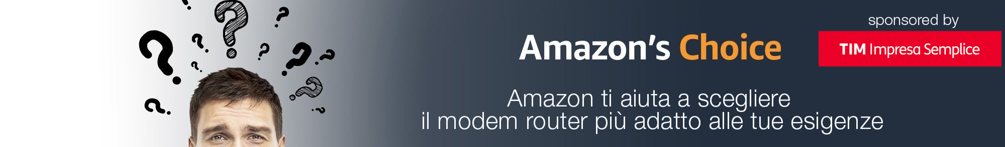 Amazon Choice modem router