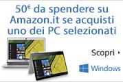 Promozione PC Windows