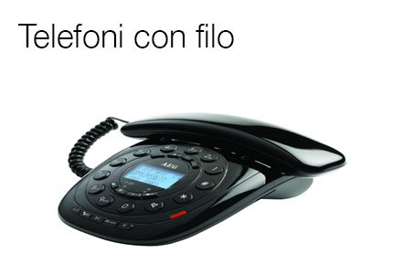 Telefono con filo