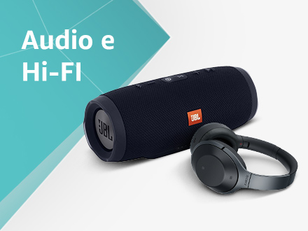 Audio e Hi-Fi