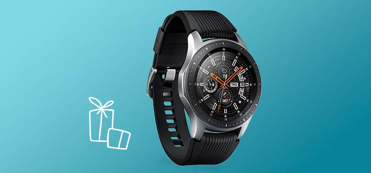 Samsung Galaxy Watch Smartwatch Bluetooth