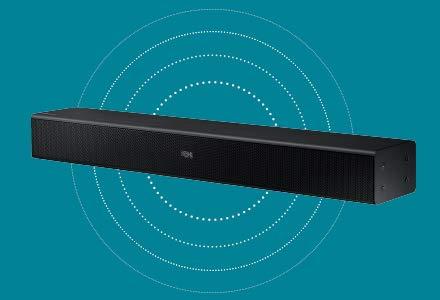 Soundbar HW-N400 2Ch