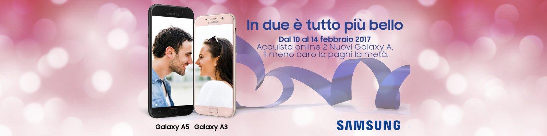 Samsung Promozione San Valentino