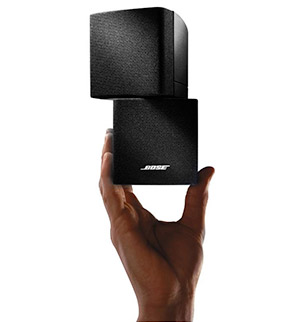 Bose acoustimass sys 5 iii sistema di casse for Casse bose per tv