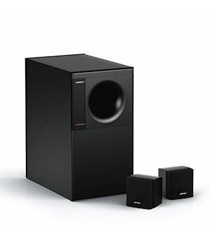 Bose sistema di diffusori stereo acoustimass 3 con - Impianto stereo casa bose ...