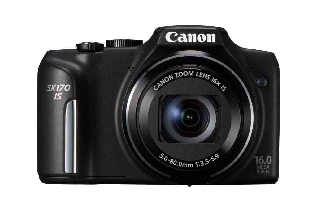 Canon SX170 IS PowerShot Fotocamera Digitale, 16 Megapixel