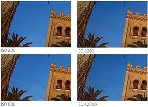 Canon EOS 650D - ISO