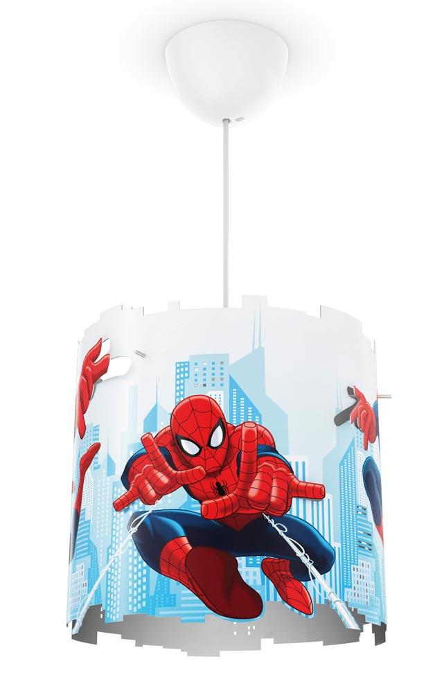 philips e disney spiderman lampada a sospensione: philips: amazon ... - Lampade Bambini Philips