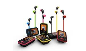 Il lettore MP3 SanDisk Clip Sport