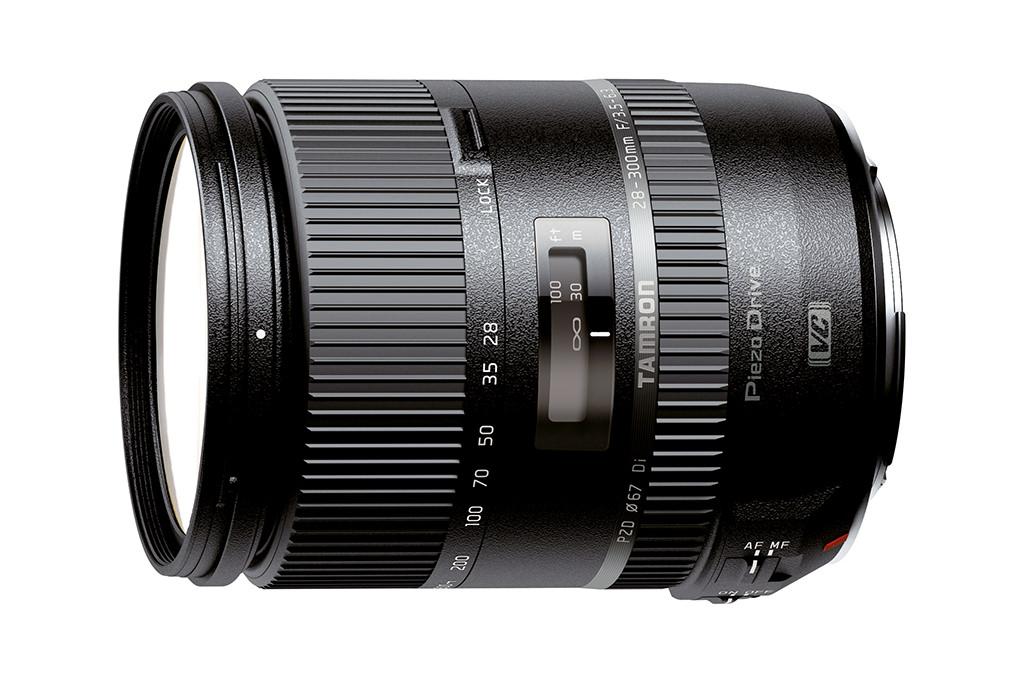 4a86686575f976 Tamron AF 28-300 mm F/3.5-6.3 Di Obiettivo Ultra-Zoom per Canon ...