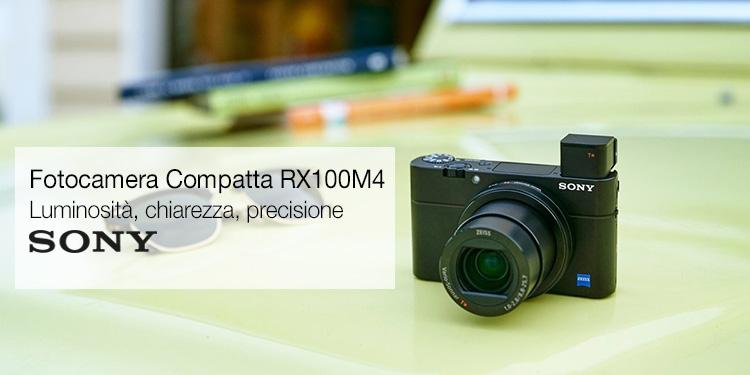 Sony DSCRX100M4