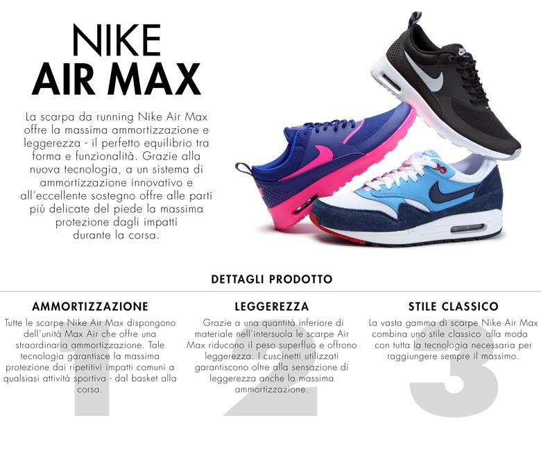 scarpe nike air max amazon