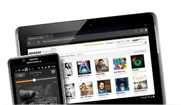 Amazon MP3 per Android