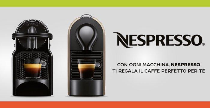 Promozione Nespresso