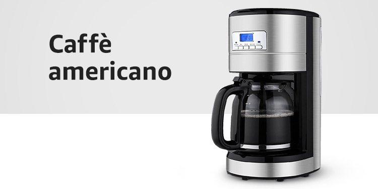 Macchine per caffè americano