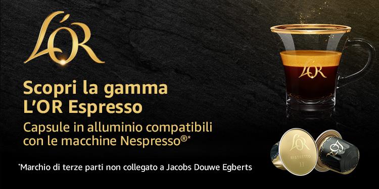 L'OR - Scopri la gamma L'OR Espresso