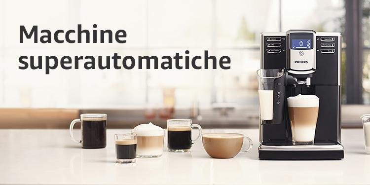 Macchine da caffè superautomatiche