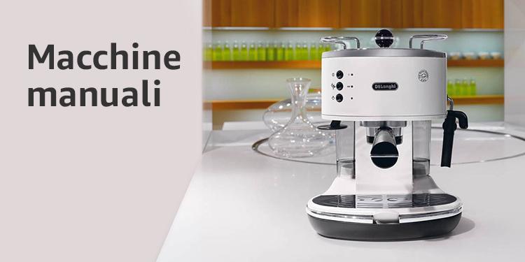 Macchine da caffè manuali