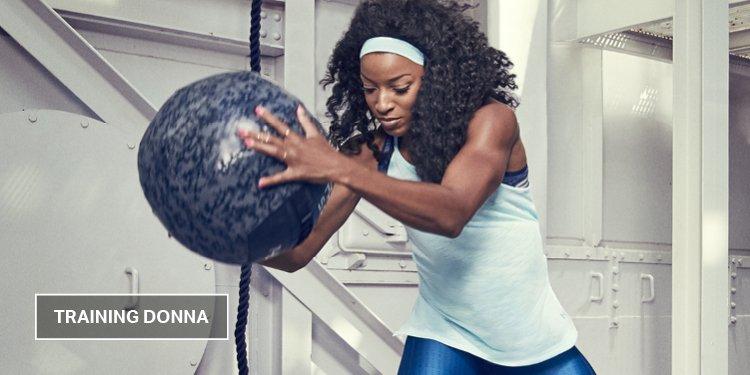 Training Donna